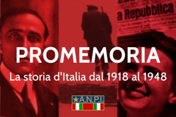 La storia d'Italia dal 1918 al 1948